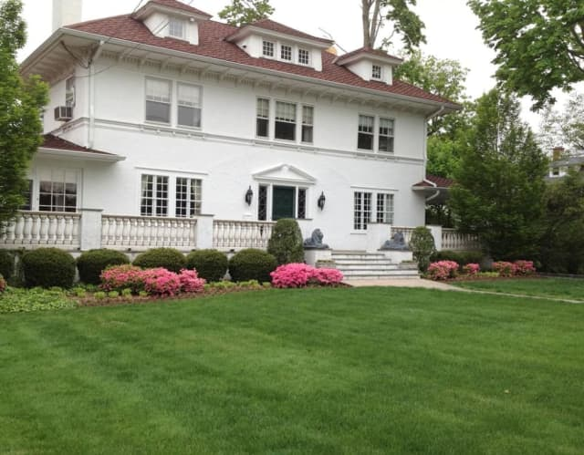 This Bronxville home is selling for more than $2 million.