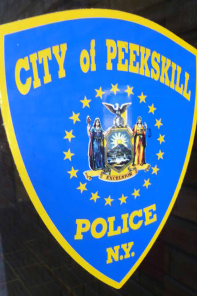 An elderly man was injured in a single-vehicle rollover accident Wednesday night, Peekskill Police said.