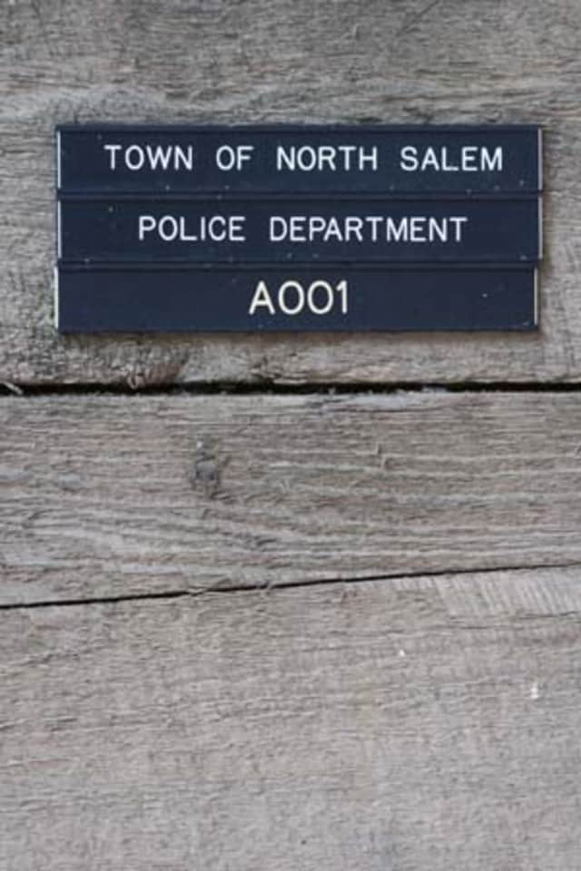 The North Salem Police reported a couple of incidents this week.