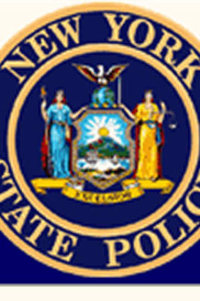 State police arrested a 20-year-old Sleepy Hollow woman with unlawful possession of marijuana.