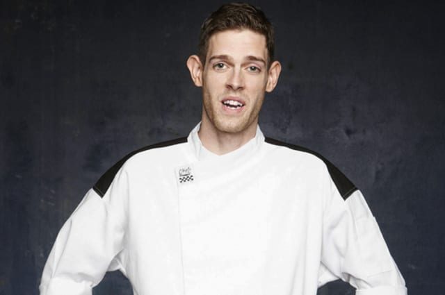 """Hartsdale resident Dan Ryan, a 27-year-old chef at X20 in Yonkers, is competing in the 11th season of """"Hell's Kitchen."""""""