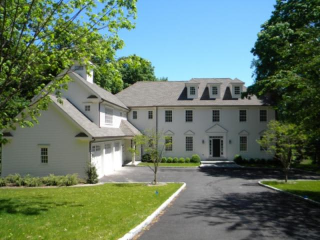This New Canaan home at 440 Carter St., was sold for $2.4 million recently.