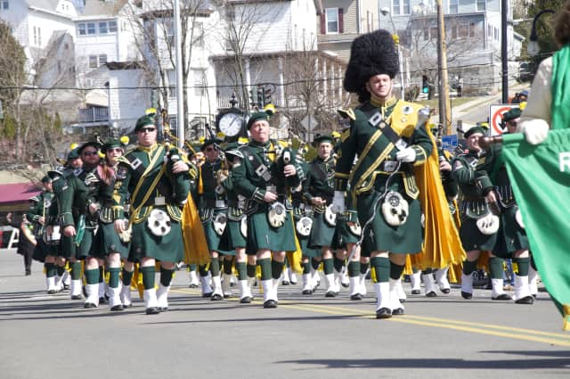 The 2nd Annual Sound Shore St. Patrick's Day Parade is this Sunday.