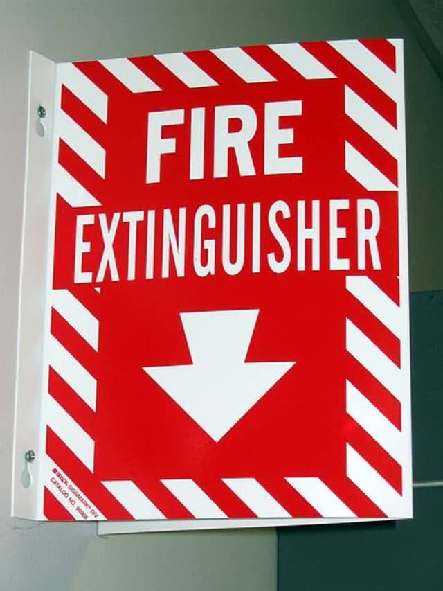 Fire extinguishers are being recalled.