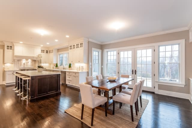 Take a tour of the home at 33 Hillbrook Road in Wilton this weekend during and open house.