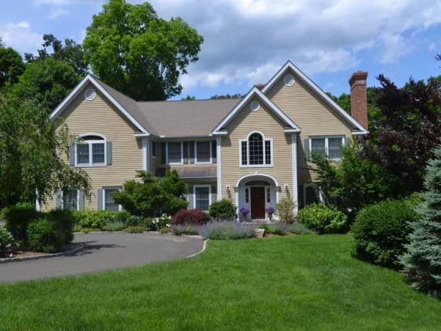 The home at 71 E. Meadow Road in Wilton recently sold for $1.125 million.