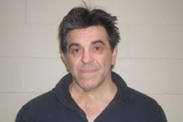 Richard Dinizio, 58, of Cortlandt Manor was arrested Friday morning by state police.