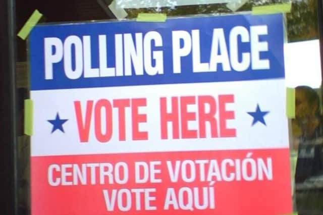 Vote in the village elections Tuesday.