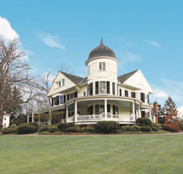 This 8 bedroom home on East Ridge Road in Ridgefield sold for almost $2 million this week.