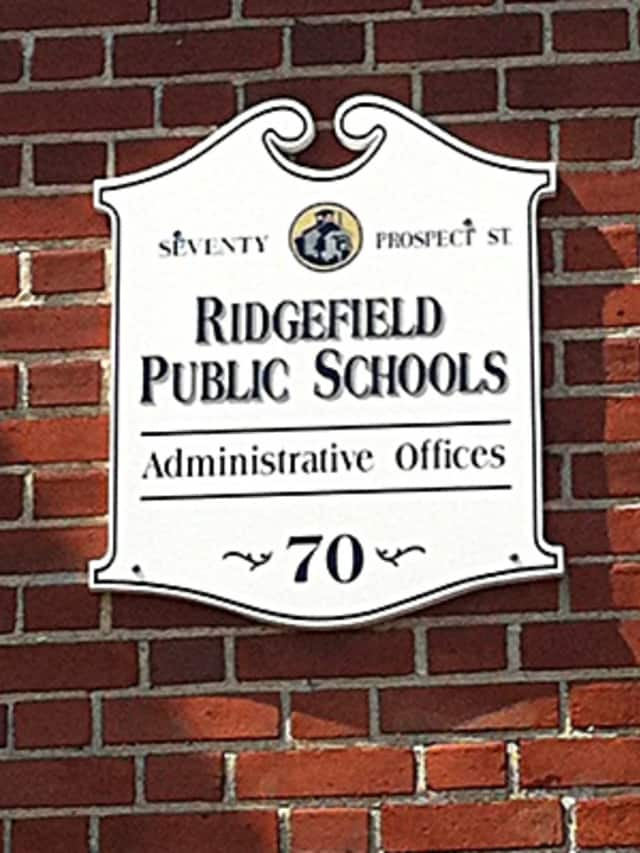 The Ridgefield Board of Education's next meeting is Monday night.