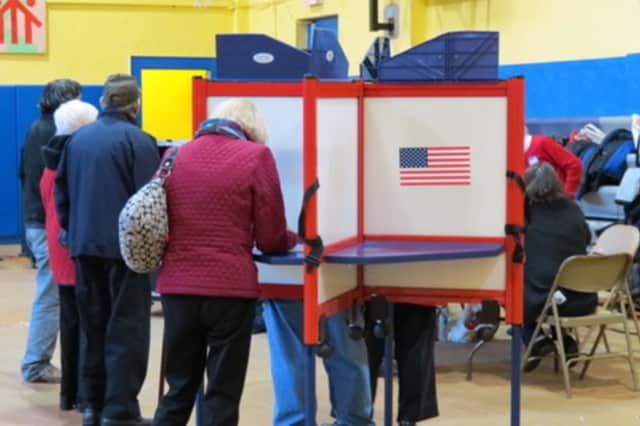 Officials from the U.S. Department of Justice will monitor Port Chester's election Tuesday to ensure compliance with the Voting Rights Act of 1965.