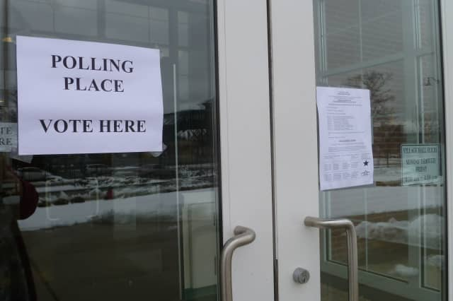 Voter turnouts were low Tuesday morning in Tarrytown and Sleepy Hollow village elections.