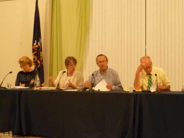 The Hastings Village Board remains unchanged after Tuesday's uncontested elections.