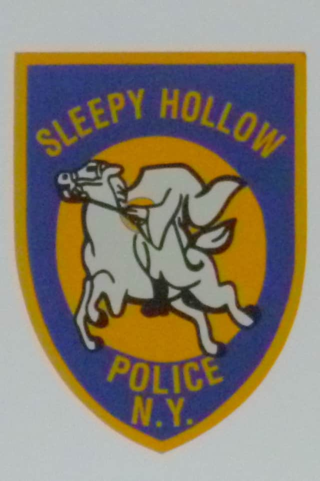 An 81-year-old woman was struck by a pick-up truck at Phelps Memorial Hospital Wednesday, Sleepy Hollow police said.