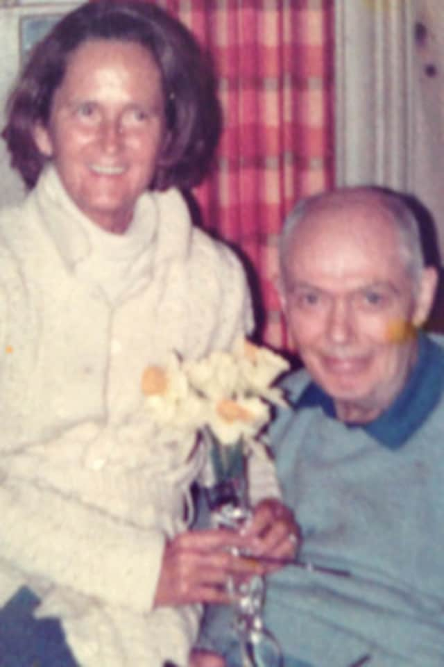 This photo of Eleanor and Norman Prouty of Somers was taken in 1980, the year they were brutally attacked by Terry Losicco. Losicco is set to go in front of the parole board this week.