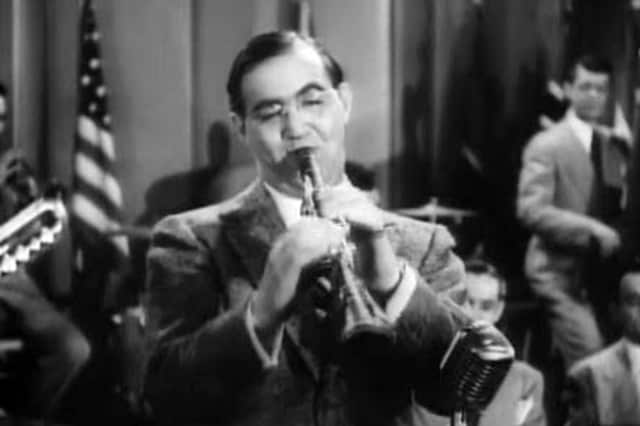 Benny Goodman lived in Pound Ridge and wrote a song about it.