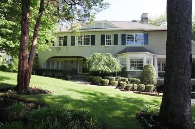 This home on Halls Lane is one of several open houses in Rye this weekend. Open house is Sunday from 1 to 3 p.m.