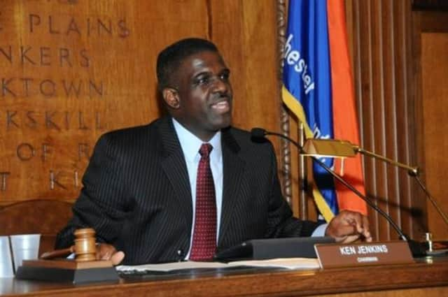 Yonkers Democrat Ken Jenkins will run for Westchester County Executive next year.