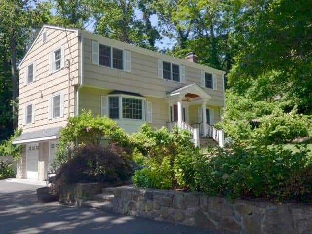 The home at 75 Range Road in Wilton recently sold for $665,000.