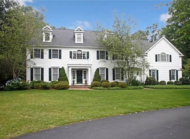 This four-bedroom home in Ridgefield sold for almost $1.4 million this week.