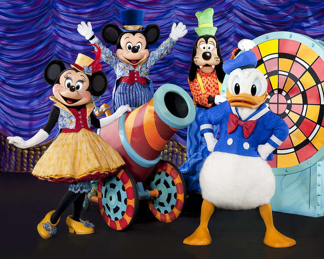 Disney Live! will pay a visit to members of the Boys & Girls Club of Northern Westchester in Mount Kisco on Tuesday.
