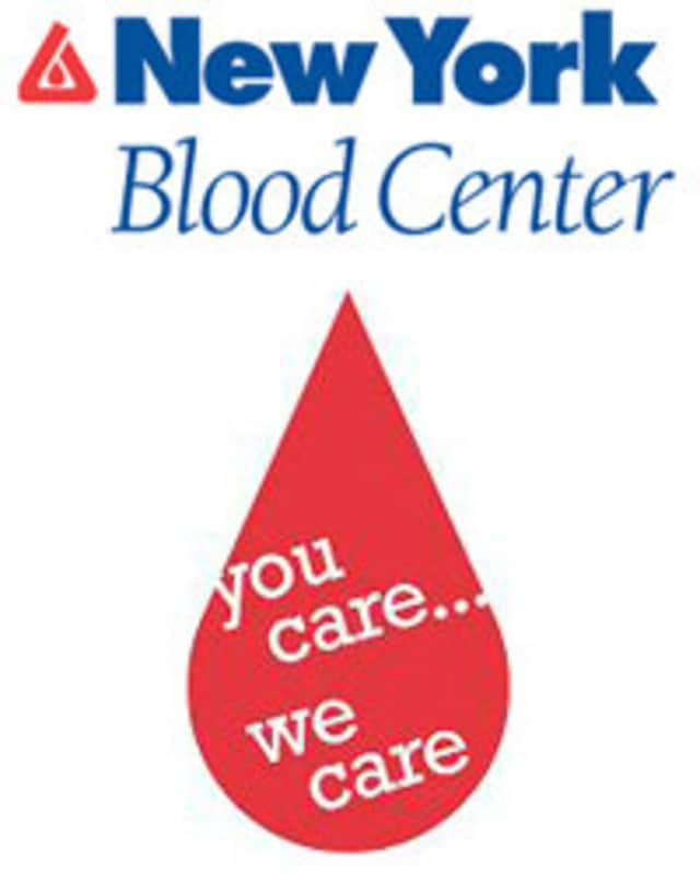 The New York Blood Center and the Caring Community of Ardsley will host a blood drive Saturday.