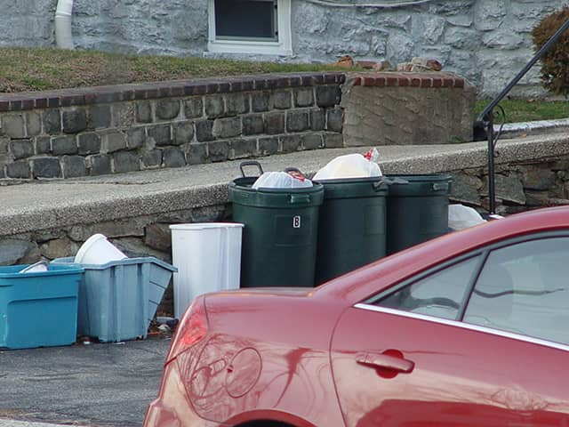 Mount Vernon residents want to clean up Fleetwood.