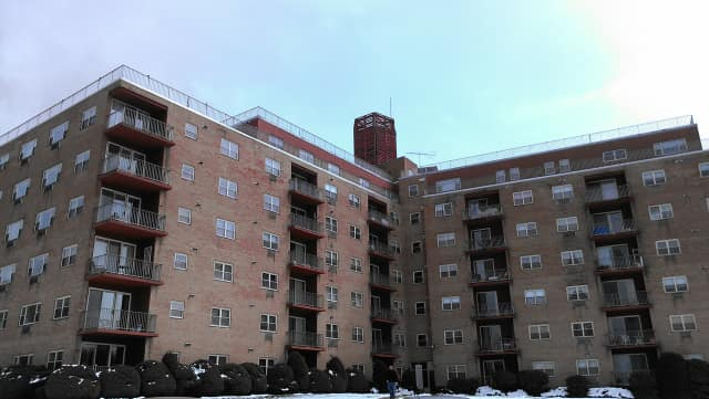 Water Service has been restored to Peekskill Towers, but residents are being advised to boil water before drinking it.