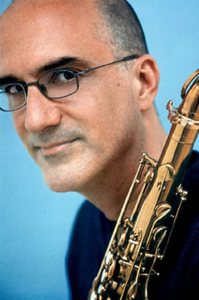 """Michael Brecker, the jazz saxophonist who is one of the subjects of the documentary """"More to Live For,"""" which will be shown at Purchase College in Harrison on April 3."""