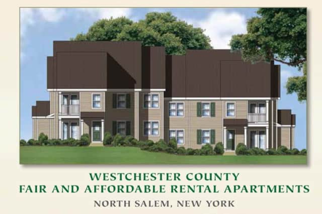 The lottery for affordable rental apartments in North Salem is now open.