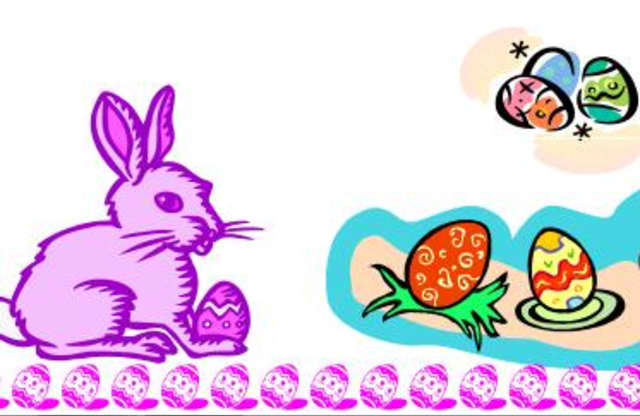 The annual Spring EGGstravaganza will be Saturday at Scarsdale Middle School.