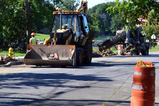 Harrison will receive more than $170,000 in state aid to maintain and improve its roads.