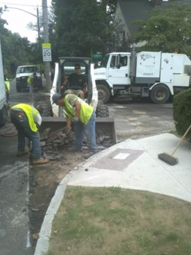 Bronxville will receive more than $110,000 in state aid to improve and maintain its roads.