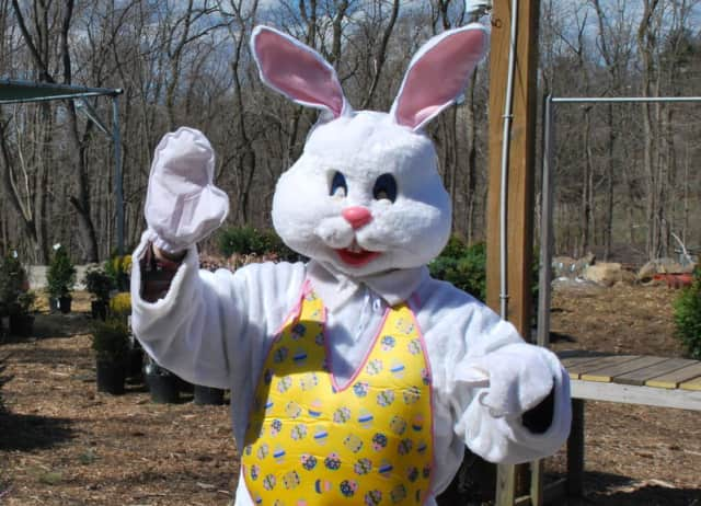 The Easter Bunny will tour Fair Lawn on Saturday, March 26.