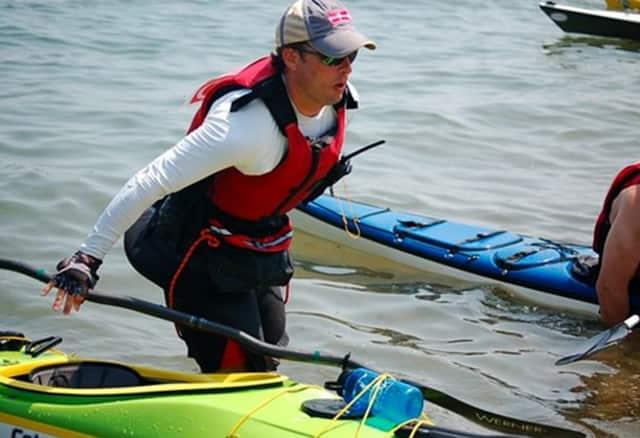 Irvington begins kayak slip registration Tuesday.