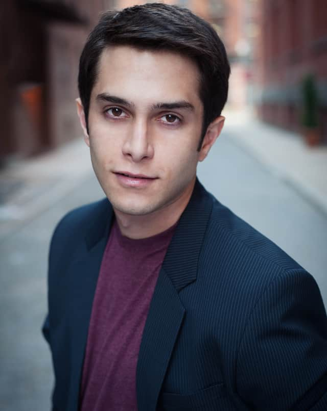 """Dobbs Ferry native Daniel Dambroff makes his lead actor debut in the independent film """"Brilliant Mistakes""""."""