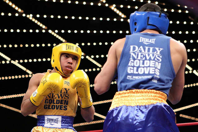The New York Daily News' Golden Gloves boxing tournament heads Hillburn on Saturday, Feb. 11.