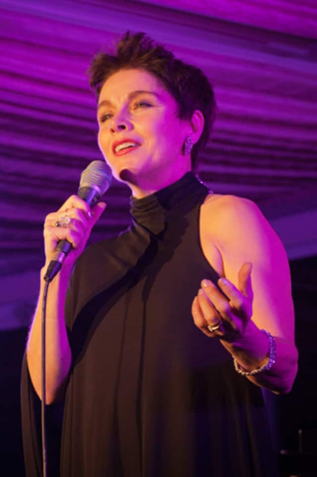 Broadway star Christine Andreas will perform to raise scholarship money for Westchester Community College.