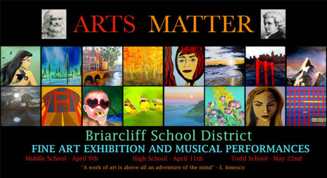 Briarcliff Schools kick off its Arts and Music Festival next week.
