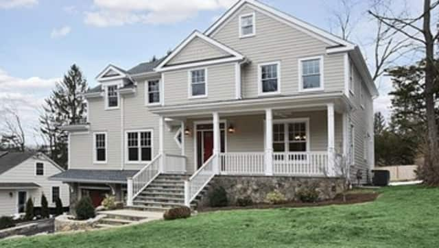 This home on Lake Street in Pleasantville will host an open house this weekend.