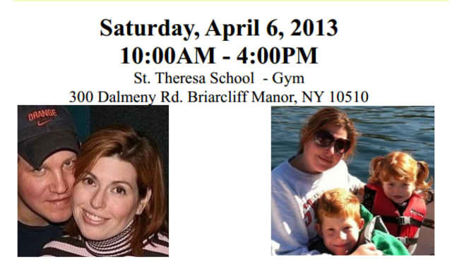 A blood drive is scheduled Saturday in honor of Megan Lapicki-Landers of Briarcliff Manor.