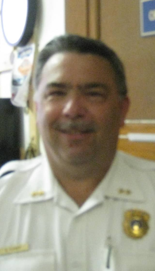 Sleepy Hollow Police Chief Gregory Camp