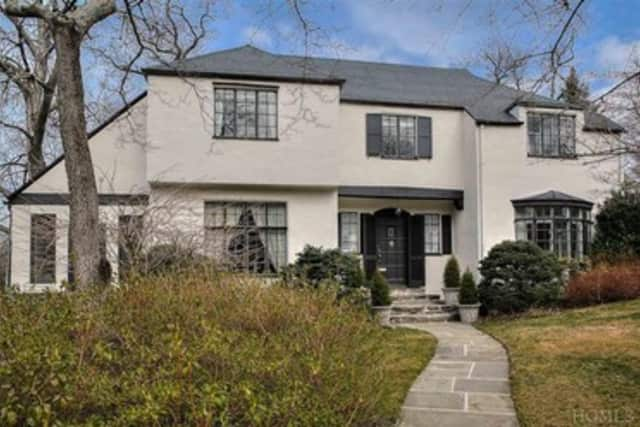 This Bronxville home is available for more than $2 million.