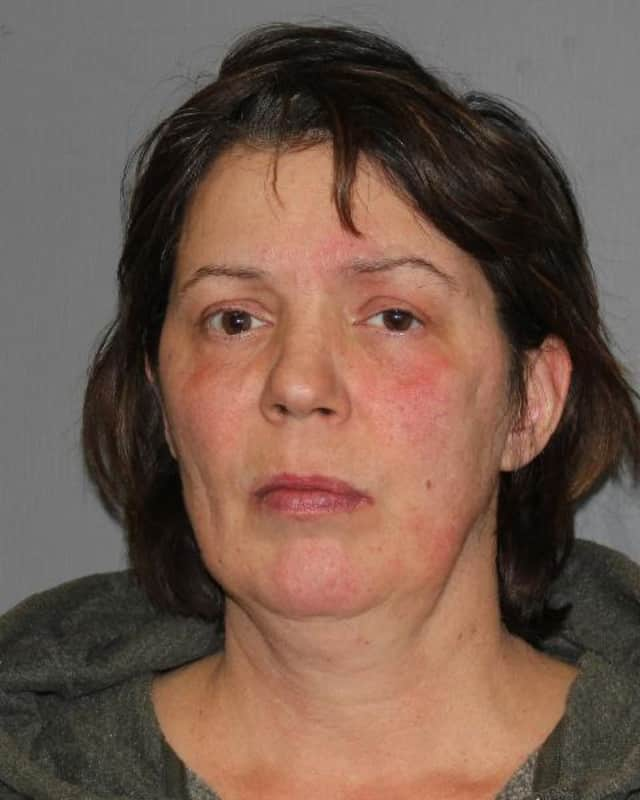 Police said Mohegan Lake resident Evelyn Winters was arrested Wednesday after allegedly stabbing her 19-year-old autistic son.