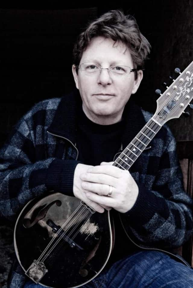 Tim O'Brien will perform music from America on Europe solo on acoustic guitar at Caramoor in Katonah on Saturday.