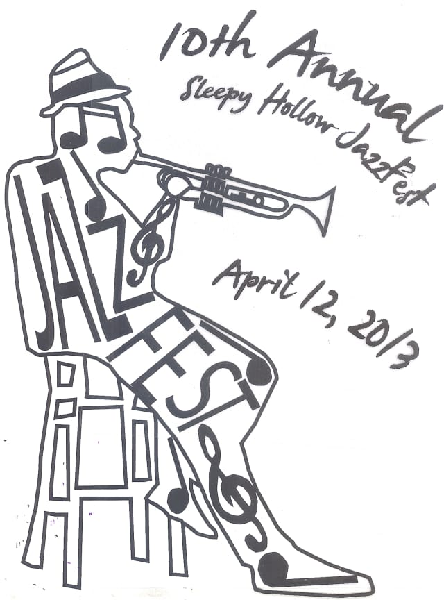 Student musicians from around the area will compete at Sleepy Hollow High School in the 10th annual JazzFest on April 12.