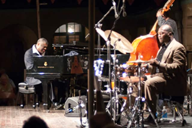 A jazz festival is part of the summer lineup at the Caramoor Center for Music and the Arts in Katonah.
