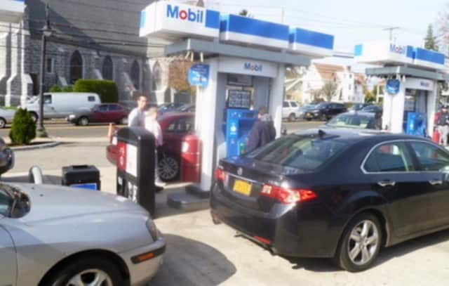 Rviertowns gas prices haven't jumped yet with the coming of spring and warm weather driving.
