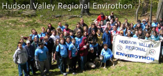 A team of Ossining students will compete in the 2013 Hudson Valley Regional Envirothon.