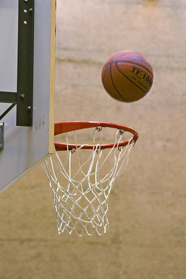 Basketball camp in Maywood takes place in August.